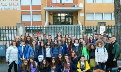 40 studenti in Francia per uno scambio culturale