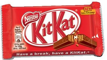 ATTENZIONE: KitKat può contenere un allergene non dichiarato