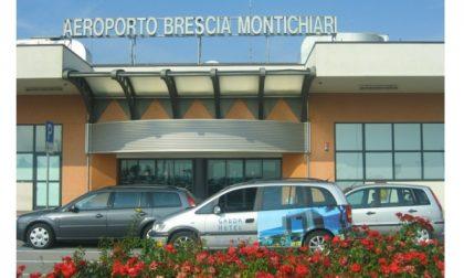 Il presidente Mattarella è atterrato all'aeroporto di Montichiari