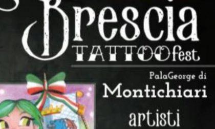 Al via, questo weekend la prima edizione della «Brescia Tattoo Fest»