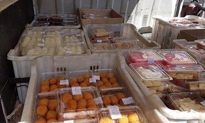 Alimenti scaduti, denunciato indiano 54enne
