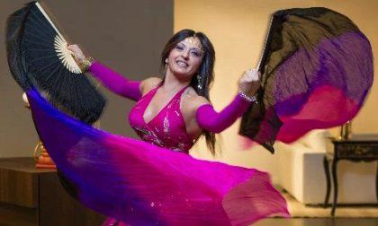 Anna Scaglia la sacerdotessa della danza orientale