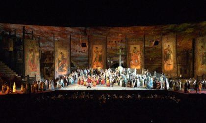 Arena Verona, al via Festival lirico