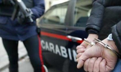 Arrestato un incendiario autore anche di furti e rapine