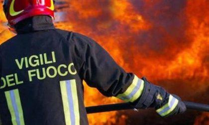 Asola: incendio a San Pietro