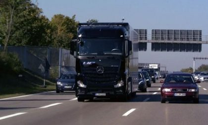 Camionista bresciano indagato per omicidio stradale e omissione di soccorso