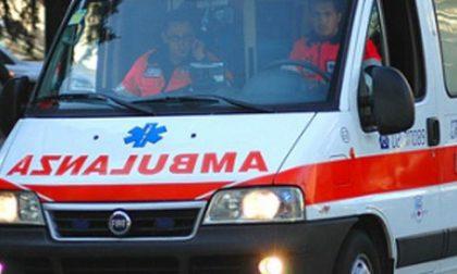 Auto contro camion, morto un 86enne di Castiglione