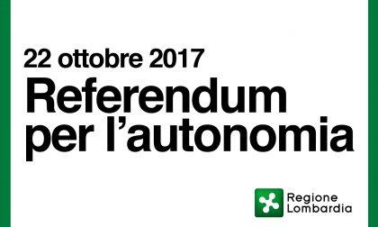 """Autonomia, Maroni: """"Firmato il decreto, referendum il 22 ottobre"""""""