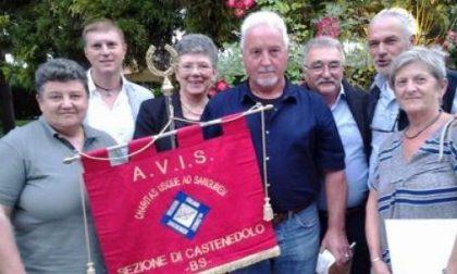 Avis, Castenedolo conta otto «Grandi donatori»
