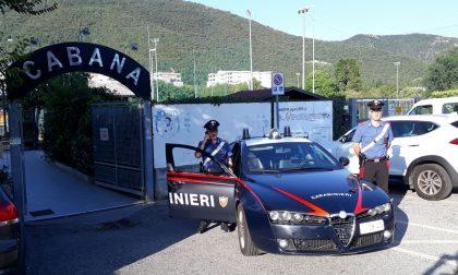 Bar Cabana preso di mira: due ladri arrestati