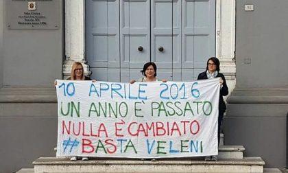 Basta Veleni: «Un anno è passato, nulla è cambiato»