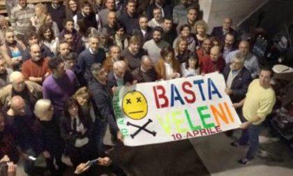 Basta Veleni incontra i parlamentari bresciani