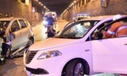 Bedizzole, incidente galleria: strada riaperta