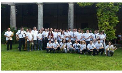 «Benvenuta estate» con… La banda civica