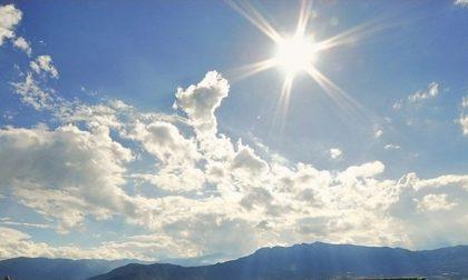 Brescia sotto il sole per ancora una settimana