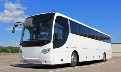 Bus tedesco rubato sul Garda, ritrovato nel mantovano