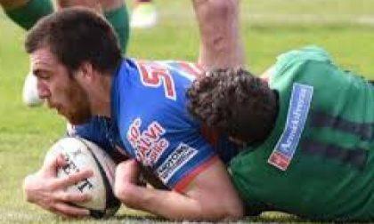 Calvisano, rugby. Idea Lucchin