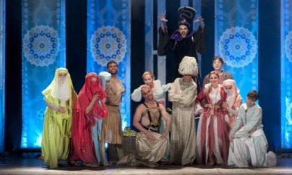 Carpenedolo, Aladino e il genio della lampada
