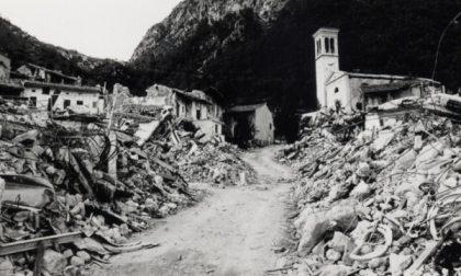 Carpenedolo e il terremoto in Friuli del '76