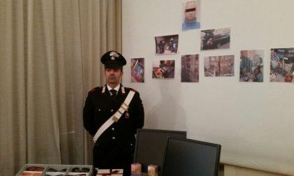 Carpenedolo, scoperto bazar illegale: arrestato 45enne rumeno