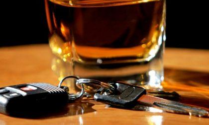 Castiglione: al volante ubriaco,25enne denunciato