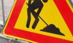 Strada chiusa a Chiari: in corso la riqualificazione di via Matteotti