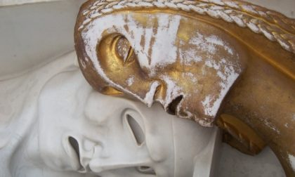 Castiglione, le opere d'arte nel cimitero
