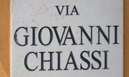 Castiglione ricorda il garibaldino Chiassi