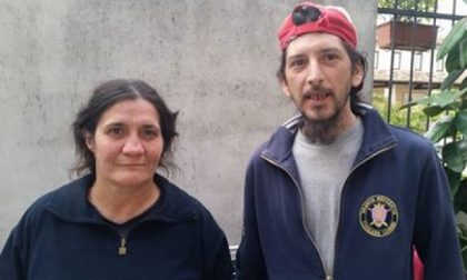 Cesarina e Stefano, senza casa e con problemi di salute