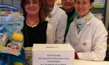 Colletta solidale: tutti uniti per il defibrillatore