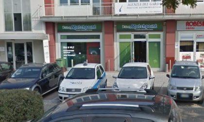 Colpo alla Sisal di Montichiari, rubati 10 mila euro