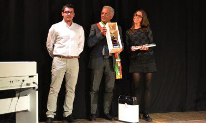 Poeti vincitori del premio dedicato al vino (LE FOTO)