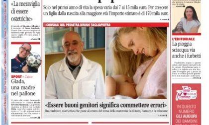ECCO LA NOSTRA PRIMA PAGINA!