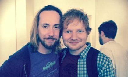 Ed Sheeran: prevendite da giovedì 2 febbraio