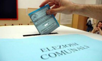 Elezioni comunali: al voto l'11 giugno