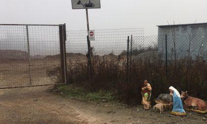 GHEDI: Un presepe nell'area della Cava inferno