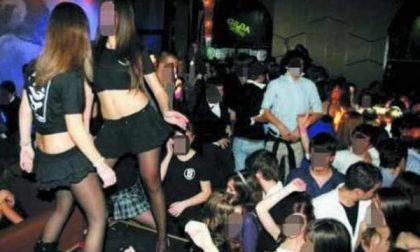 Ghedi, 2 arresti per droga in discoteca