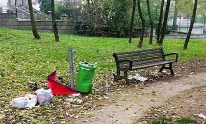 I cittadini vogliono la riqualifica del parco