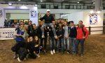 Studenti argento sul podio di Verona