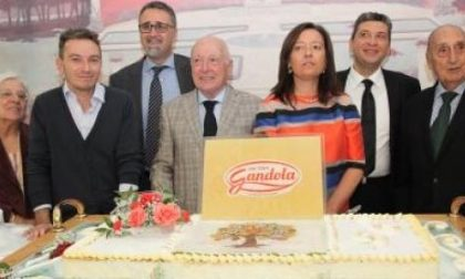 Il cioccolato della Gandola è arrivato fino a Norcia