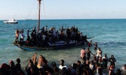 Immigrazione, solo quest'anno 175mila migranti