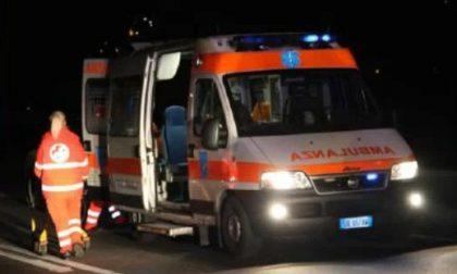 Incidente: 3 auto coinvolte, 7 giovani tra i 23 e i 31 anni e bimba di 9