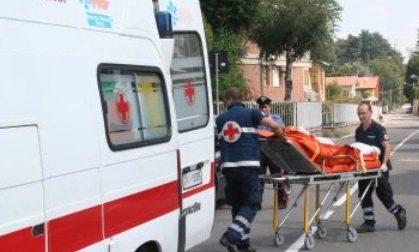 Incidente a Grole: coinvolte tre persone. Due trasportate in Ospedale.
