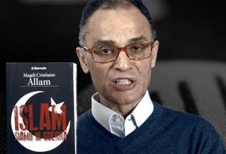 """""""Islam siamo in guerra"""" il nuovo libro di Allam"""