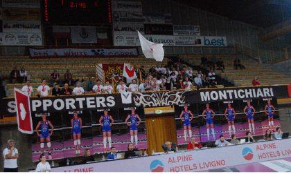 LIVE - Metalleghe Sanitars Montichiari vs Imoco Conegliano