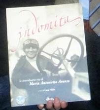 La contessa Avanzo fu la prima donna pilota