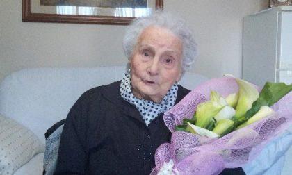 Le 102 primavere di nonna Maria, decana del paese
