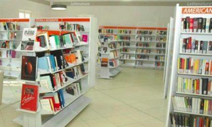 Libri nuovi per la biblioteca di Calvisano