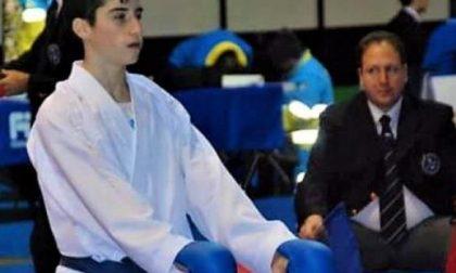 Matteo Landi stella del karate, è suo l'Oscar