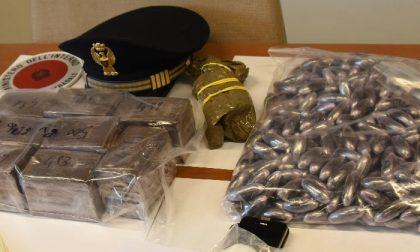Maxi sequestro. Arrestati due marocchini con 423 Kg. di hashish